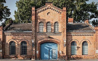 The Berlin-Ploetzensee prison on December 17, 2019. (CC BY-SA Wikimedia commons)