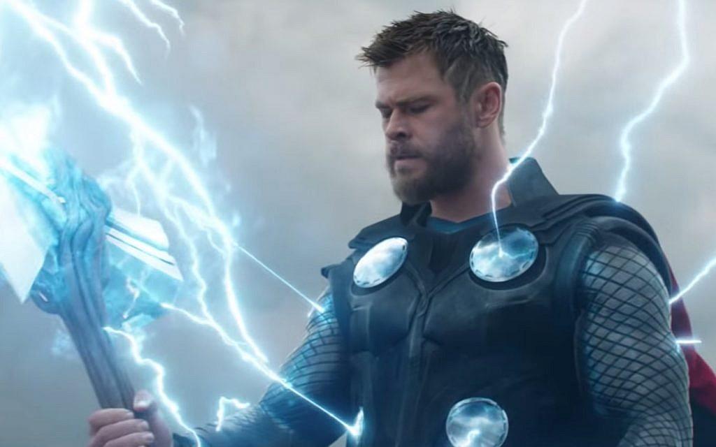 Chris Hemsworth as Thor in 'Avengers: Endgame.' (Courtesy Marvel Studios)