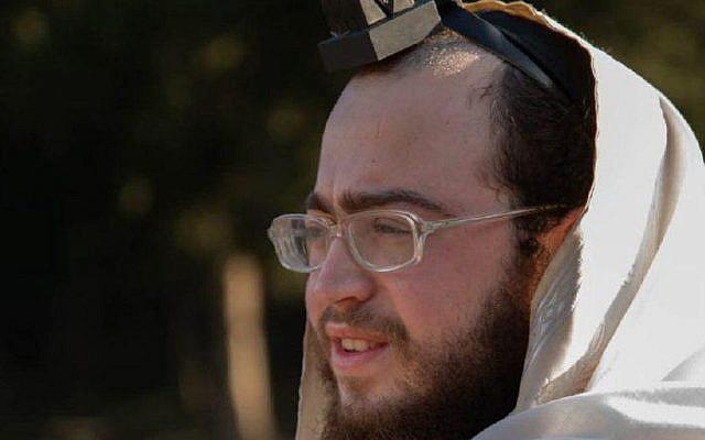 Pinchas Menachem Prezuazman. (Courtesy)