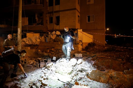 Jew Detector: Ceasefire Appears To Take Hold Around Gaza After Deadly
