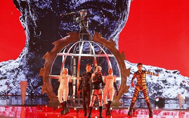 Hackers bust into Israeli site's online Eurovision broadcast