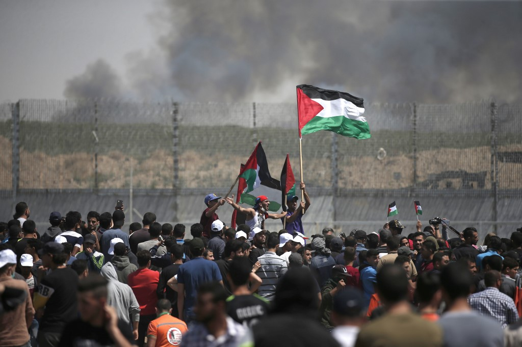 With Netanyahu vulnerable ahead of elections, Hamas ups the