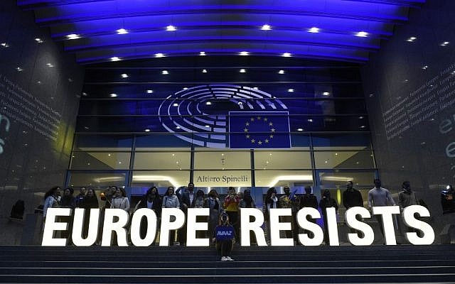 Nationalists And Euroskeptics Are Here To Stay — EU Elections