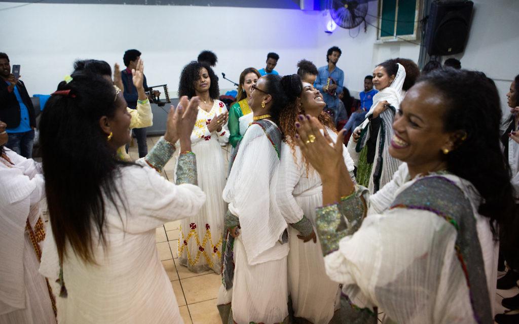 Eritrean weddings in south Tel Aviv bolster the community