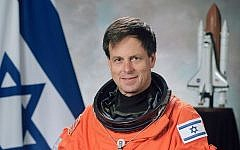 Israel's first astronaut, Ilan Ramon (NASA)