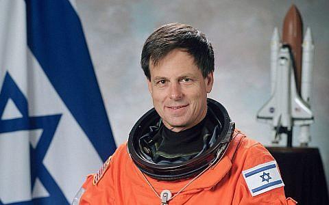Israel's first astronaut, Ilan Ramon (NASA)