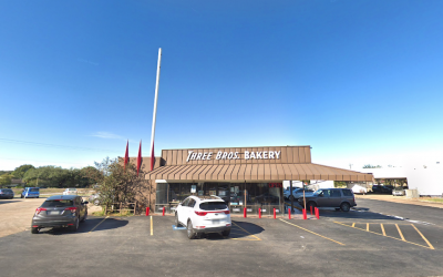 The Three Brothers Bakery in Houston (Google aps via JTA)