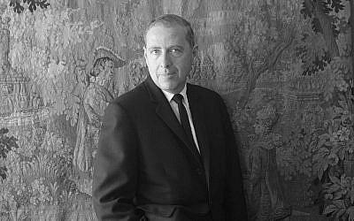 Herman Wouk in 1975 (Alex Gotfryd/CORBIS/Corbis via Getty Images)