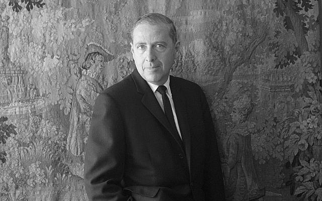 Herman Wouk in 1975 (Alex Gotfryd/CORBIS/Corbis via Getty Images)