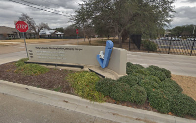 A view of the Aaron Family Jewish Community Center of Dallas (Google Street View via JTA)