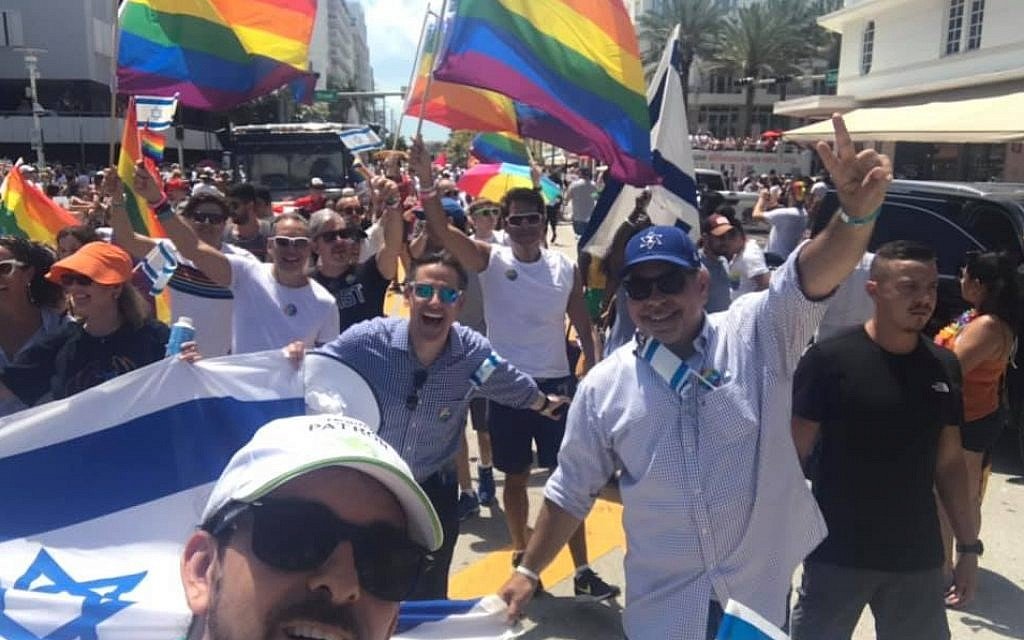 Miami church postpones pro-Israel event after consul attends Gay Pride parade
