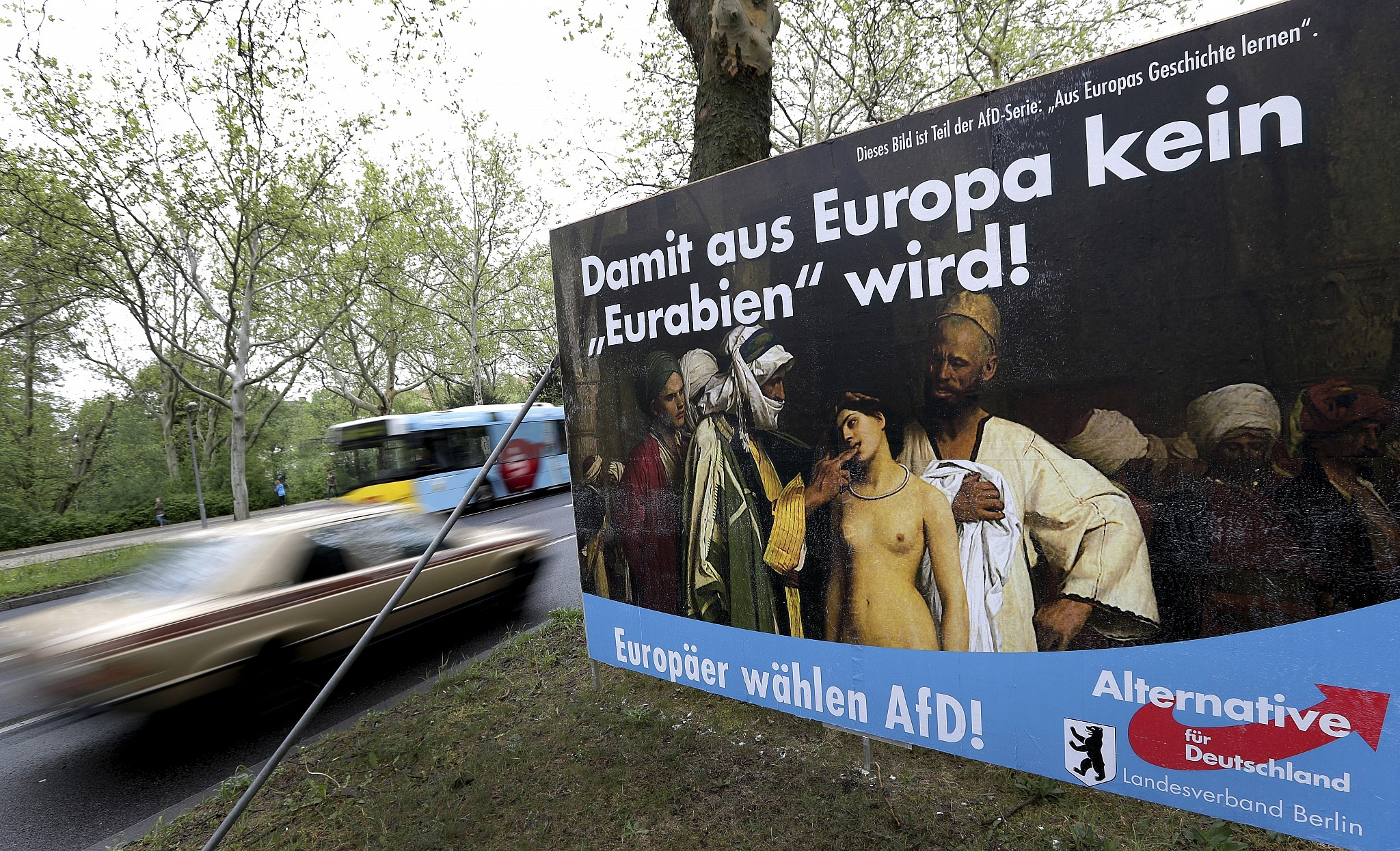 Pro-Israel group defends German far-right partys anti