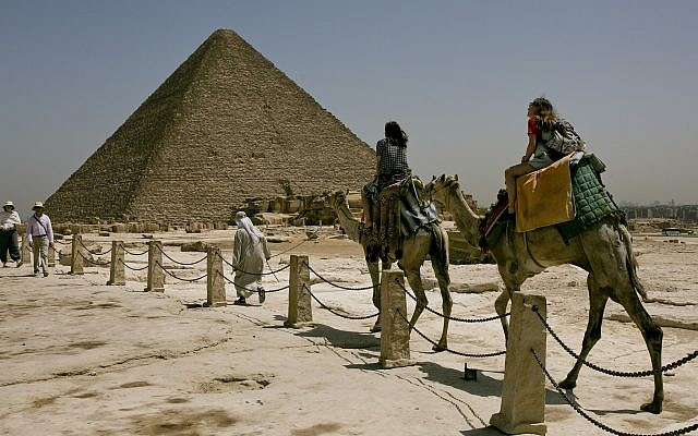 Egypt To Reopen Tourist Destinations Less Hard Hit By Virus The Times Of Israel