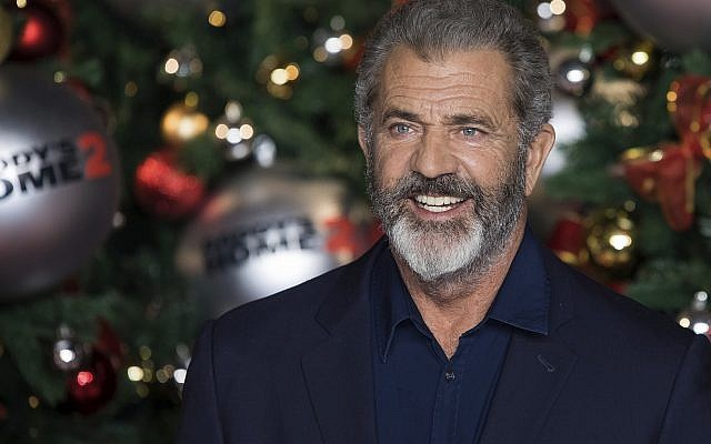 Actor Mel Gibson poses for photographers upon arrival at the premiere of the film 'Daddys Home 2', in London, Thursday, Nov. 16, 2017. (Photo by Vianney Le Caer/Invision/AP)