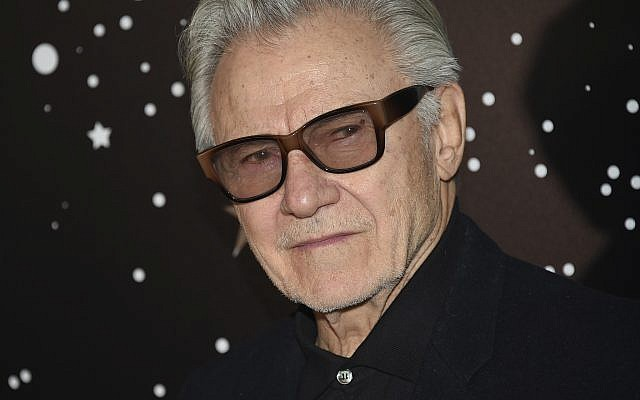 Actor Harvey Keitel attends the Museum of Modern Art Film Benefit tribute to Martin Scorsese, presented by Chanel, on November 19, 2018, in New York. (Evan Agostini/Invision/AP)
