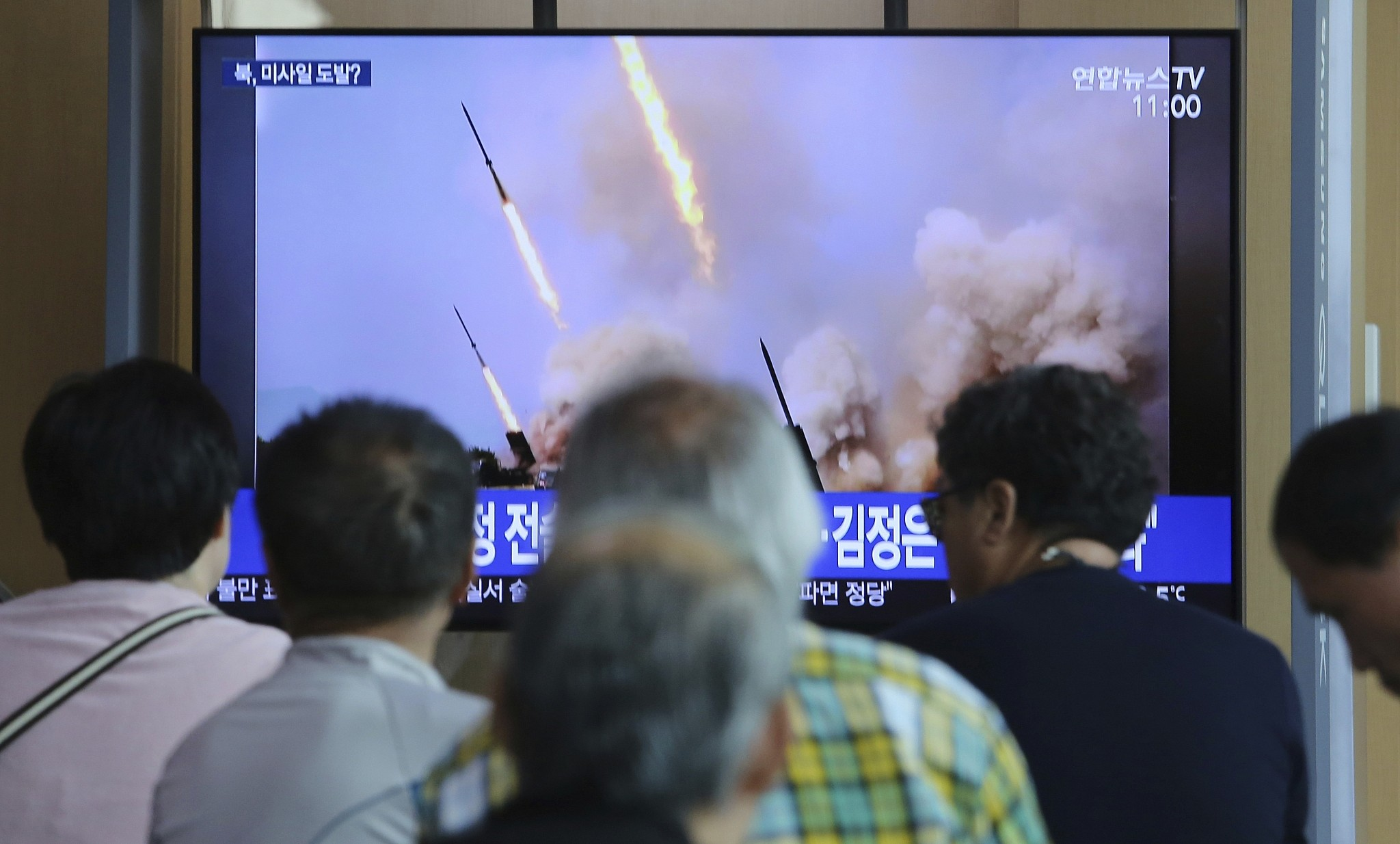 What missile? United States and Koreas play down weapons test