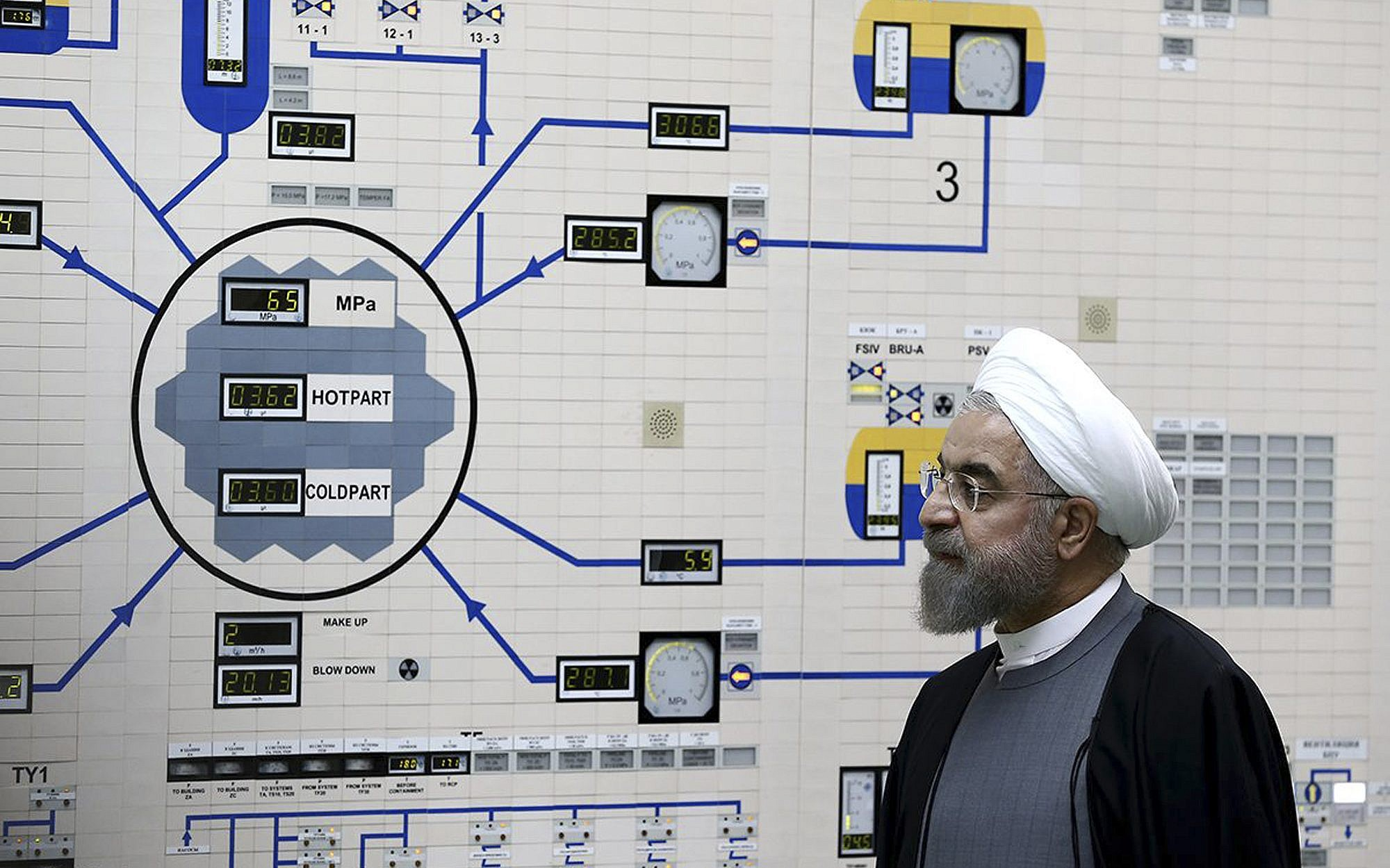 Iran Tehran says fresh nuclear deal breaches ahead if talks fail