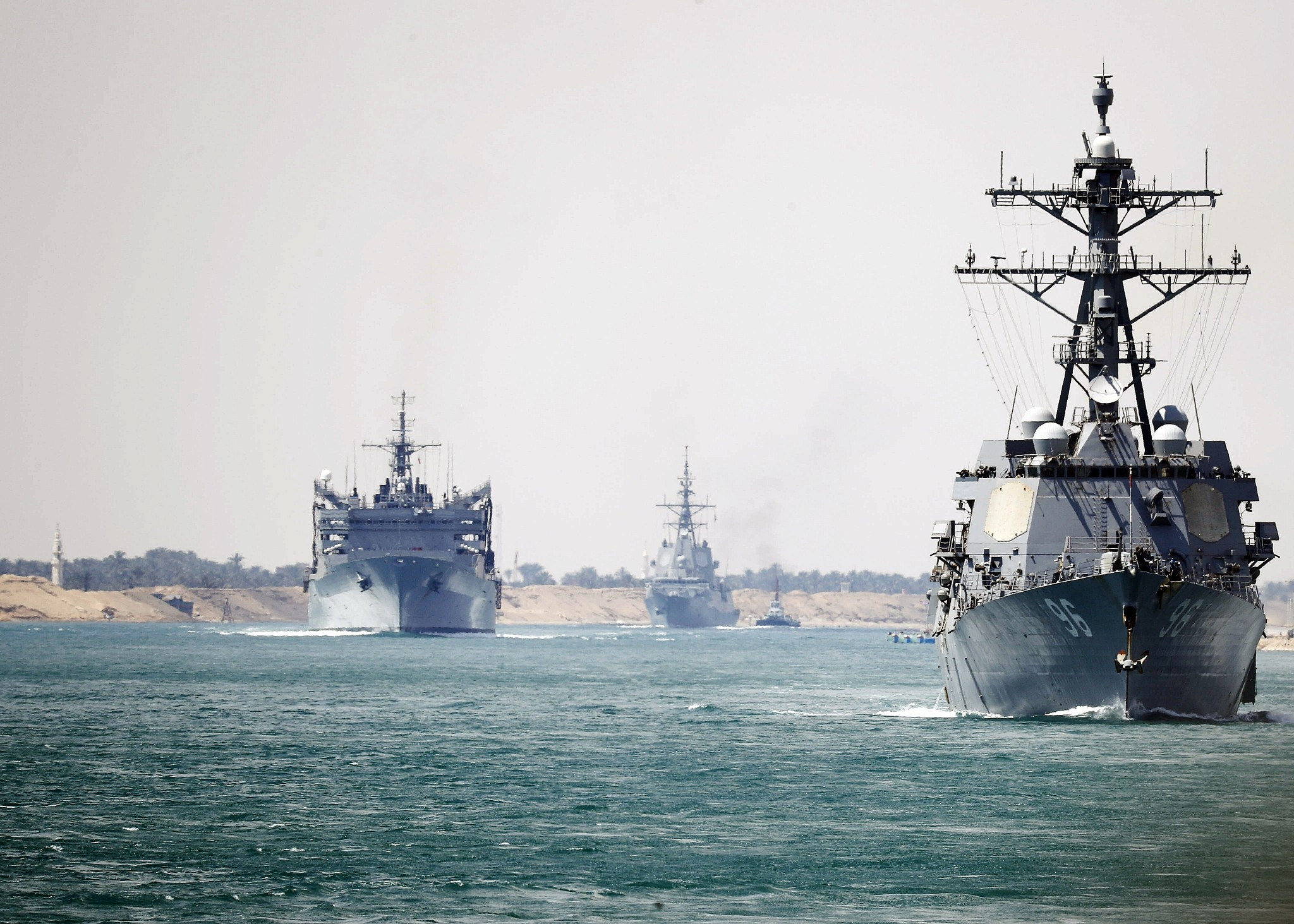 Iranian Missiles On Small Boats Spotted In Persian Gulf: U.S