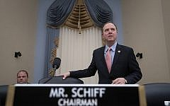House Intelligence Committee Chairman Adam Schiff, D-Calif., arrives to lead a hearing on May 16, 2019. (AP/J. Scott Applewhite)