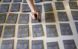 Ballots are being prepared ahead of Sunday's European Elections, in Rozzano, near Milan, Italy, May 25, 2019 (AP Photo/Antonio Calanni)
