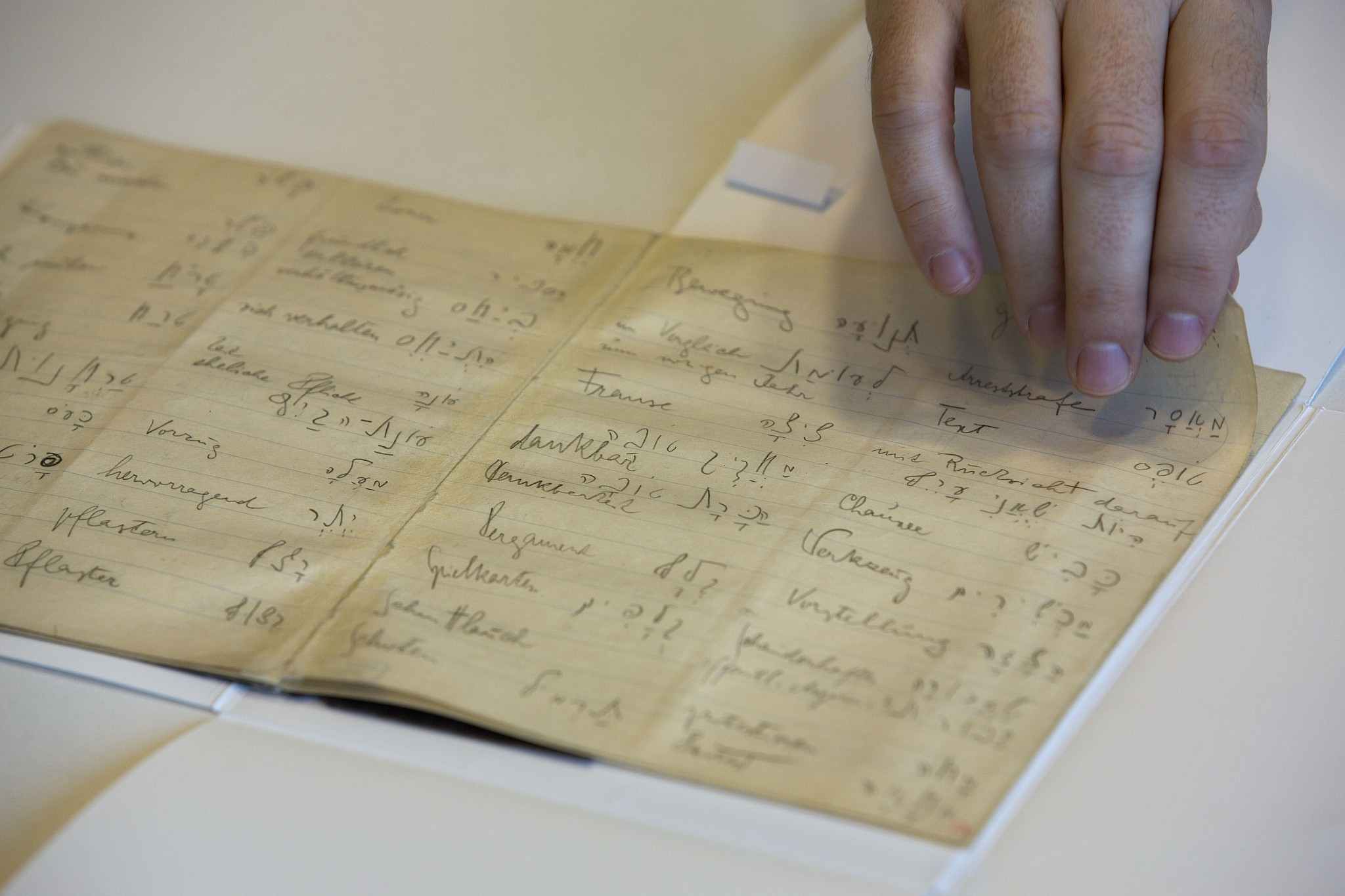 Brod-Texte nach Israel