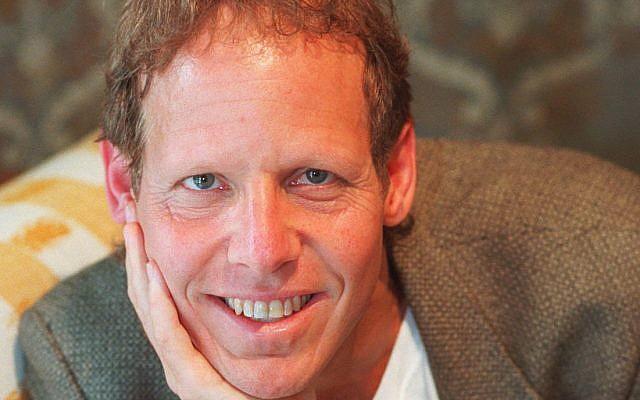 TONY HORWITZ, American Journalist and Author, Pulitzer Winner