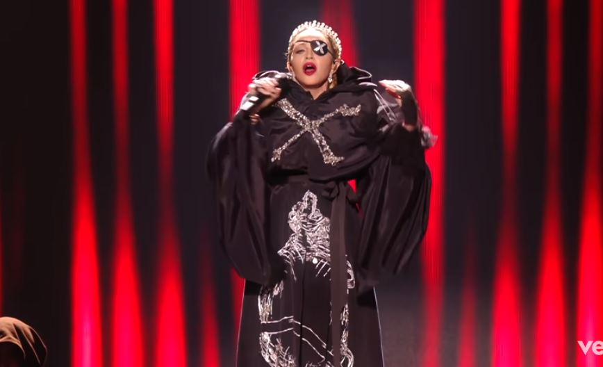 Eurovision Song Contest 2021 Madonna