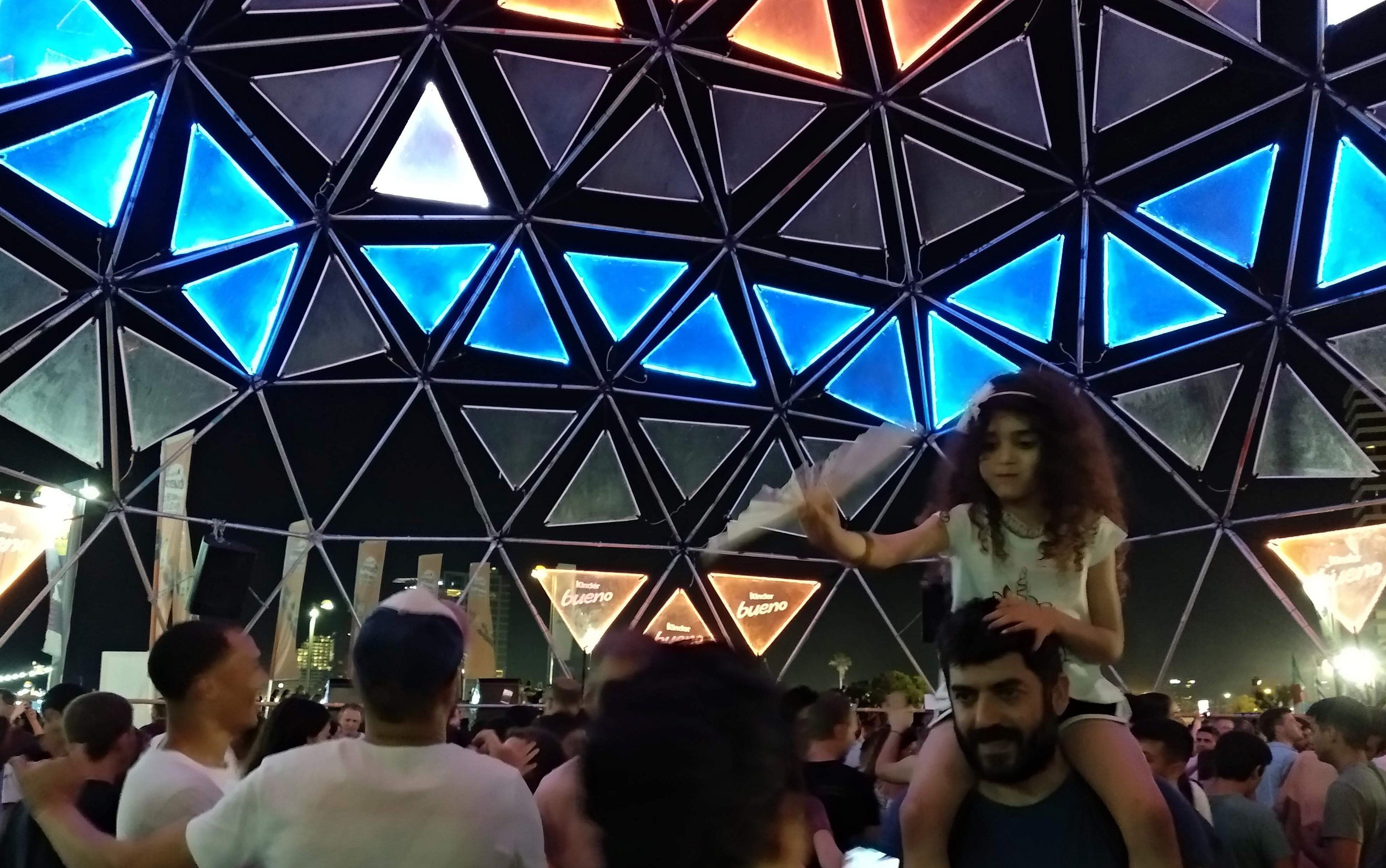 Locals Get Into Eurovision Spirit With All Night Tel Aviv