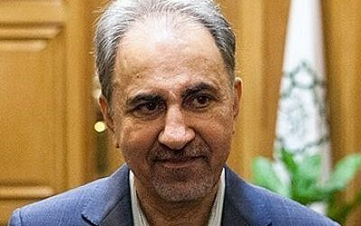 Tehran Mayor Mohammad Ali Najafi. (CC BY 4.0 Wikipedia/Tasnim News Agency)