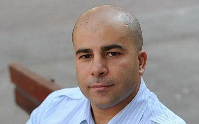 Israeli-German author Arye Sharuz Shalicar. (Courtesy)