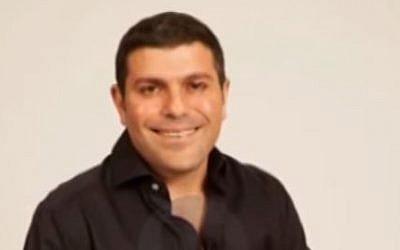 Israeli businessman Teddy Sagi (Youtube screenshot)
