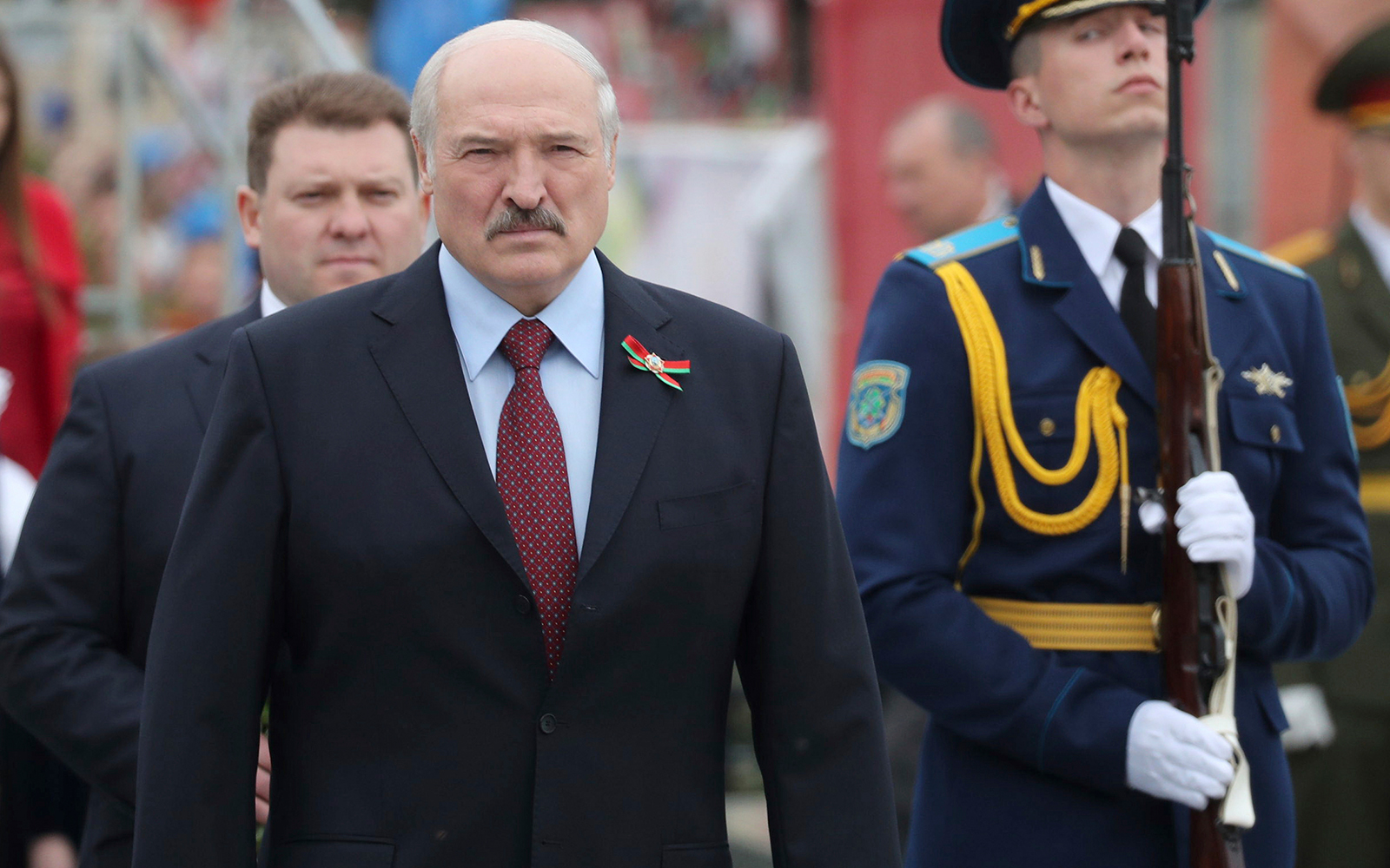 Belarus detains Russian mercenaries before election - state media