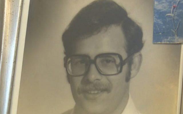 Avraham Motzen (Channel 12 screenshot)
