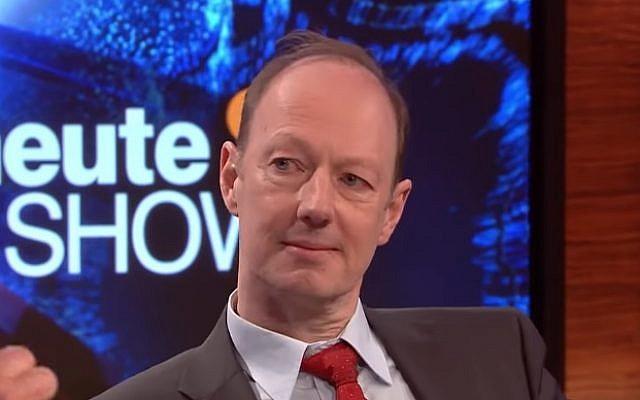 Martin Sonneborn (YouTube screenshot)