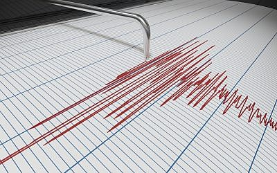 Illustrative: A seismograph for earthquake detection (vchal; iStock by Getty Images)