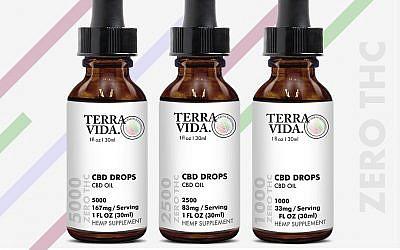 THC Free Drops