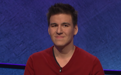 'Jeopardy!' champ James Holzhauer's 21st win sets new record