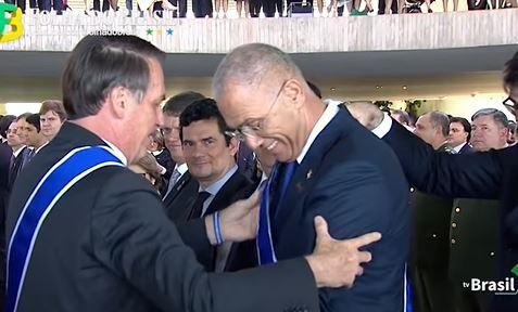Hohe Auszeichnung für Botschafter in Brasilien