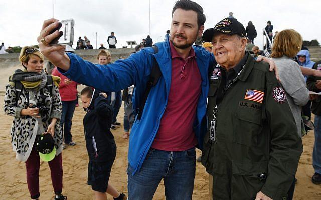 Queen, Trump, world leaders honor veterans on D-Day