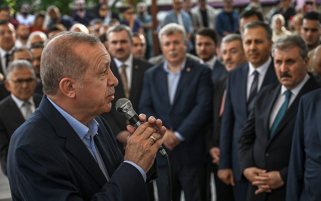 Turkish leader says Egypt's Morsi was 'killed,' vows justice