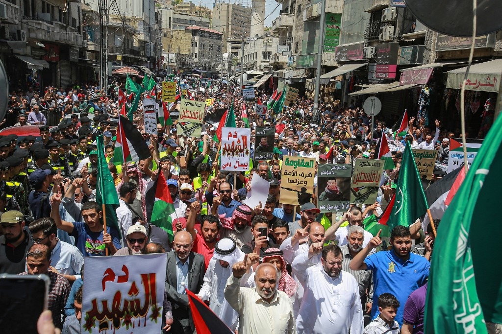 Donald Trump releases $50B plan to boost Palestinian economy