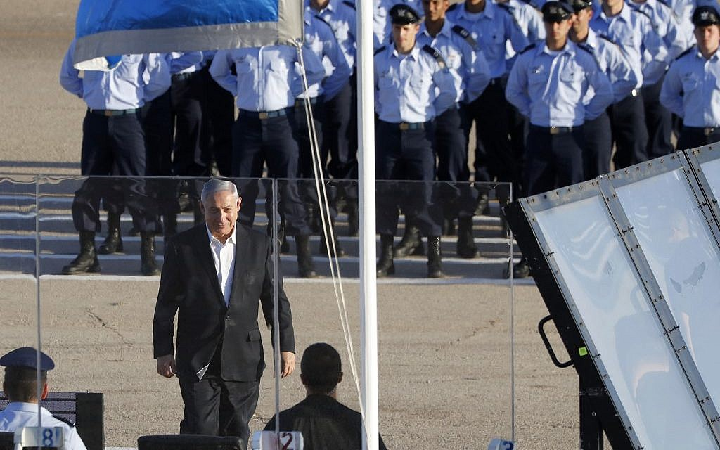 After US-Russia summit, Netanyahu says Israel won't halt hitting Iran in Syria