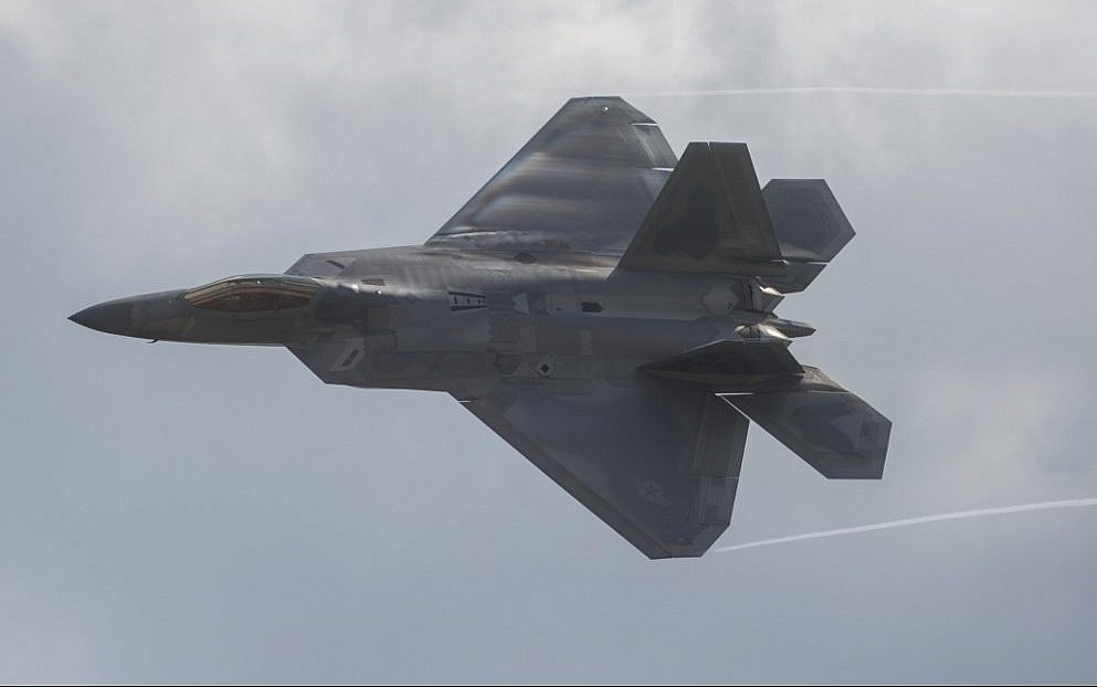 US deploys stealth fighters to Qatar airbase amid Iran