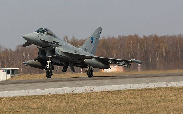 UK scrambles fighter jets after Air India 'bomb threat