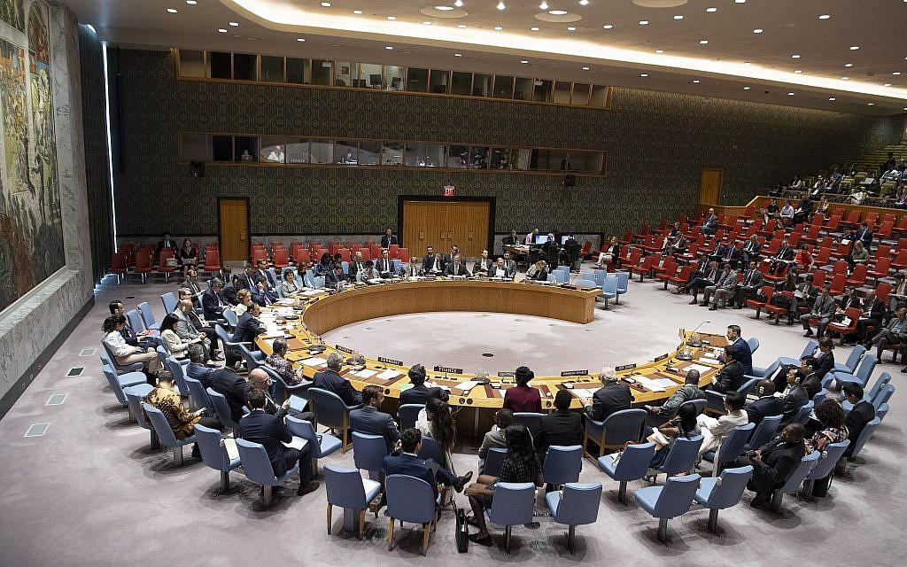 US blocks UN Security Council statement on Israel-Hezbollah