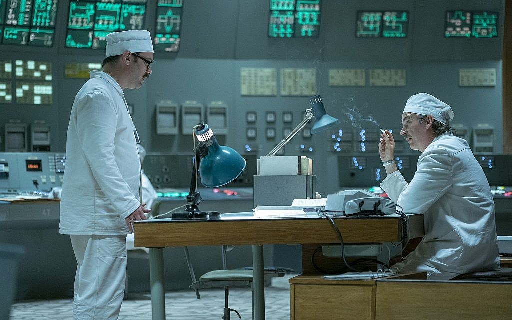 A still from the new HBO miniseries, 'Chernobyl.' (Liam Daniel/HBO)