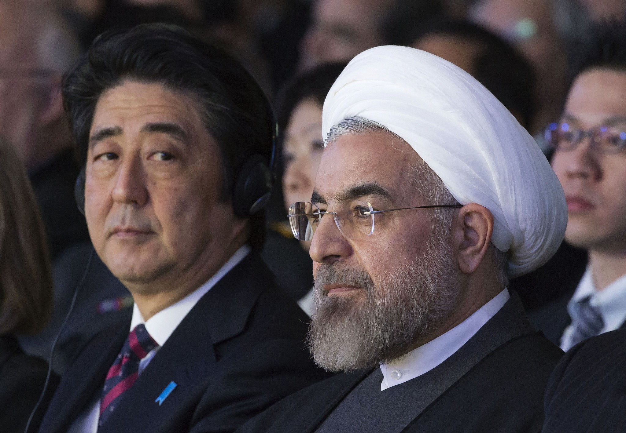 Japan's prime minister warns 'accidental conflict' could erupt between U.S., Iran