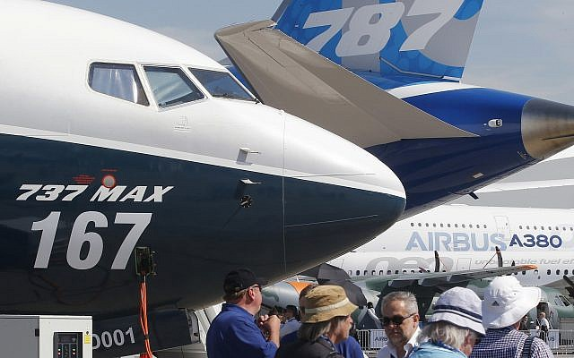 Boeing Considers Renaming 737 MAX As Zero Sales Continue