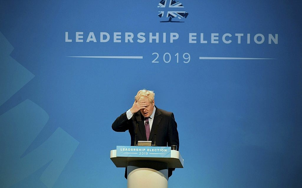 UK Conservative party probing 3 candidates for anti-Semitism