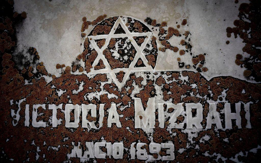 A celebrating Havana renovates Cuba's oldest Jewish cemetery
